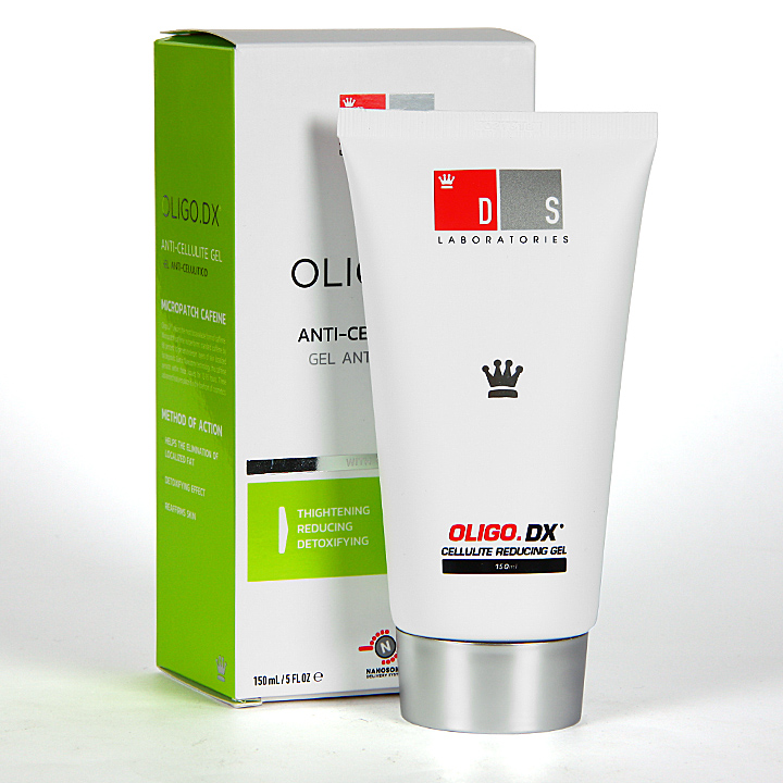 Farmacia Jiménez | Oligo DX Gel Anticelulítico DS Laboratories 150 ml