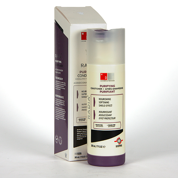 Farmacia Jiménez | Radia Acondicionador Purificante DS Laboratories 205 ml