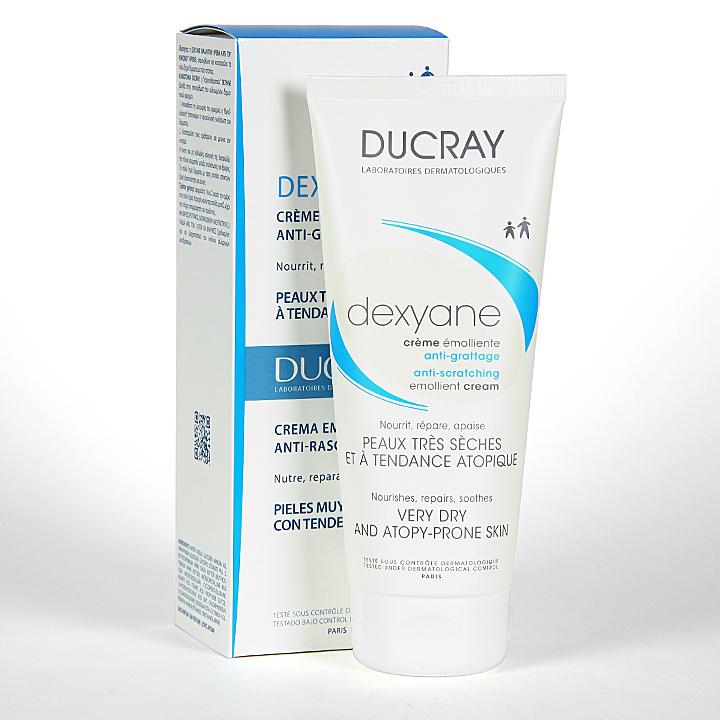 Farmacia Jiménez | Ducray Dexyane Crema Anti-Rascado 200 ml