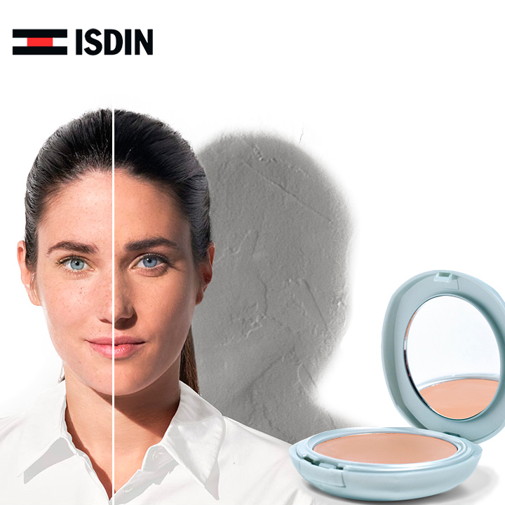 Fotoprotector Isdin Compact Oil free