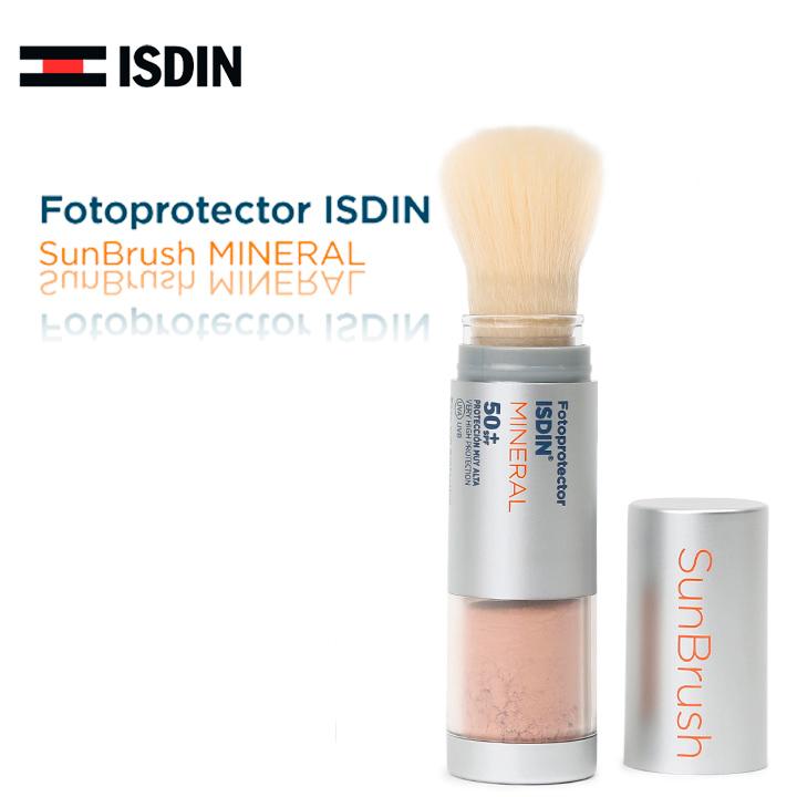Isdin SunBrush Mineral, genial