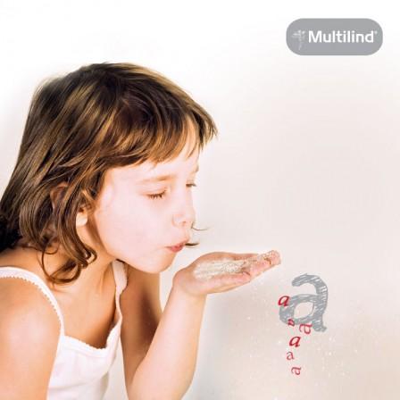 Las ventajas de la plata. Multilind protege, restaura y nutre. Adiós Atopia