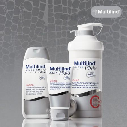 El tratamiento con Loción y Crema Multilind