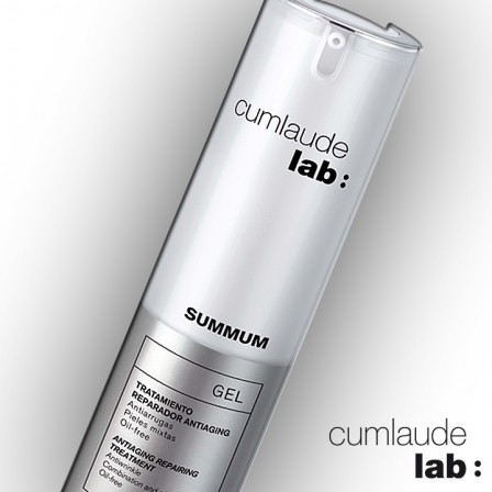 Summun gel: Antiaging de pieles mixtas y grasas