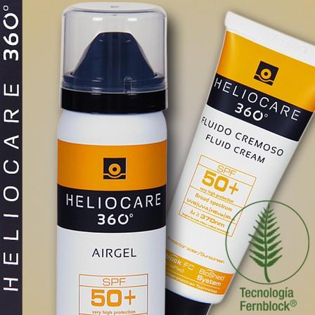 Descubre y siente la fotoprotección Heliocare 360º