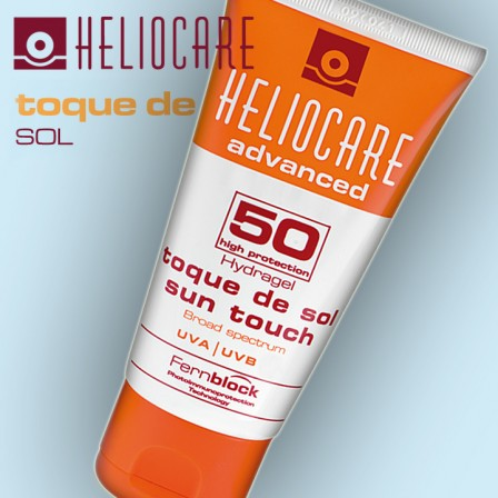 Heliocare SPF 50 TOQUE DE SOL