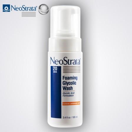 La Espuma Limpiadora, antes de aplicar tu producto Neostrata