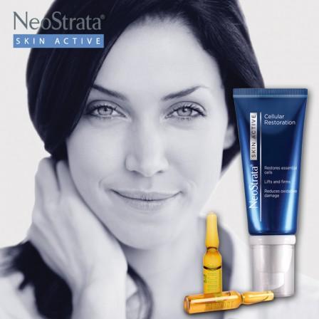 Skin Active + Endocare Tensage Ampollas