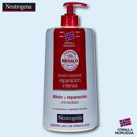 Loción Intensiva para pieles secas
