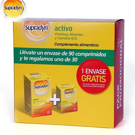 Supradyn 90 comprimidos + 30 comprimidos