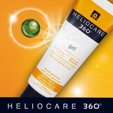 Heliocare 360º gel y Novedad gel oil free