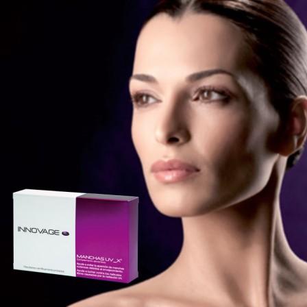 Innovage Manchas UV-X, luz en tu rostro