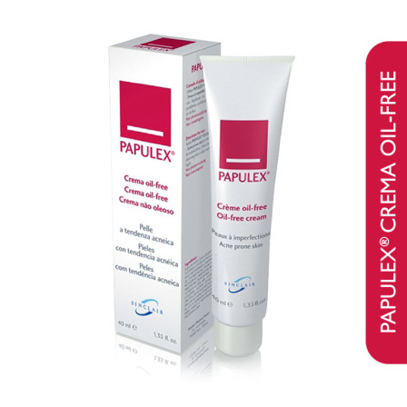 Crema tratante Papulex oil free