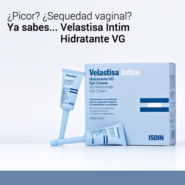 Línea VG sequedad vaginal