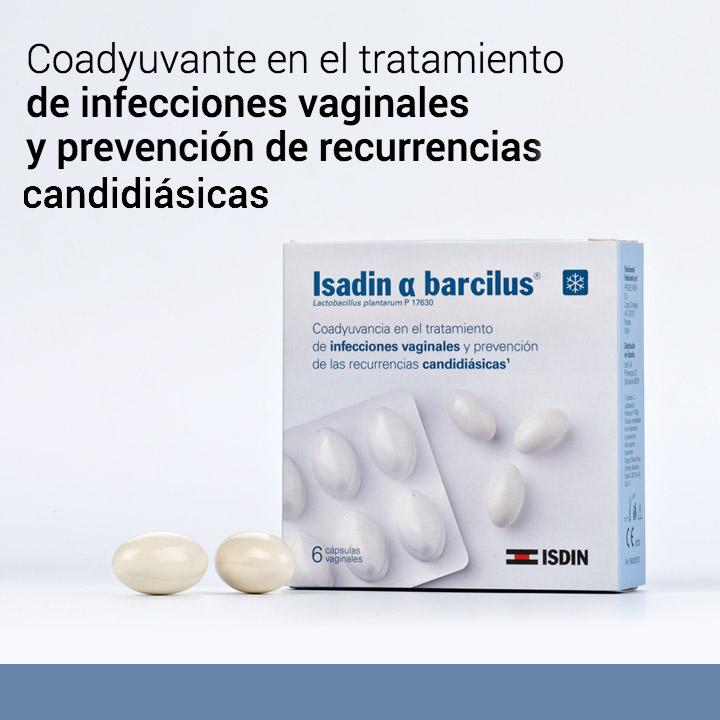 Probióticos, regeneración de la flora vaginal