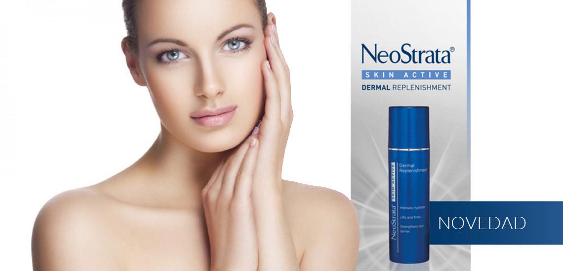 Dermal Replenishment, lo último de Skin Active contra el envejecimiento | Farmacia Jiménez