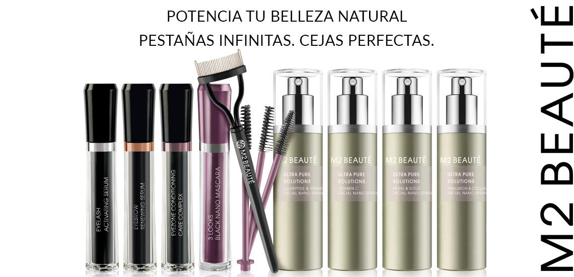 M2 Beauté Cuida tu mirada, Potencia tu belleza | Farmacia Jiménez