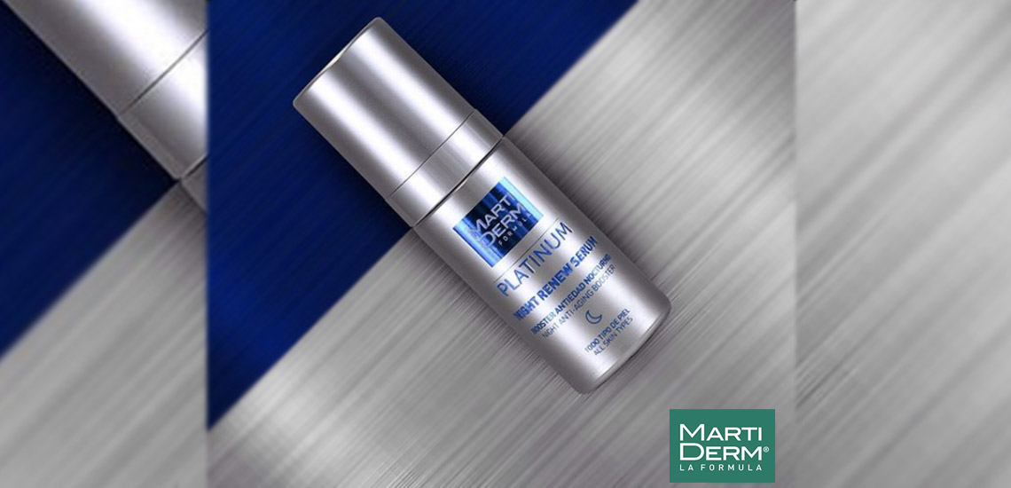 Farmacia Jimenez | Martiderm Night Renew Serum