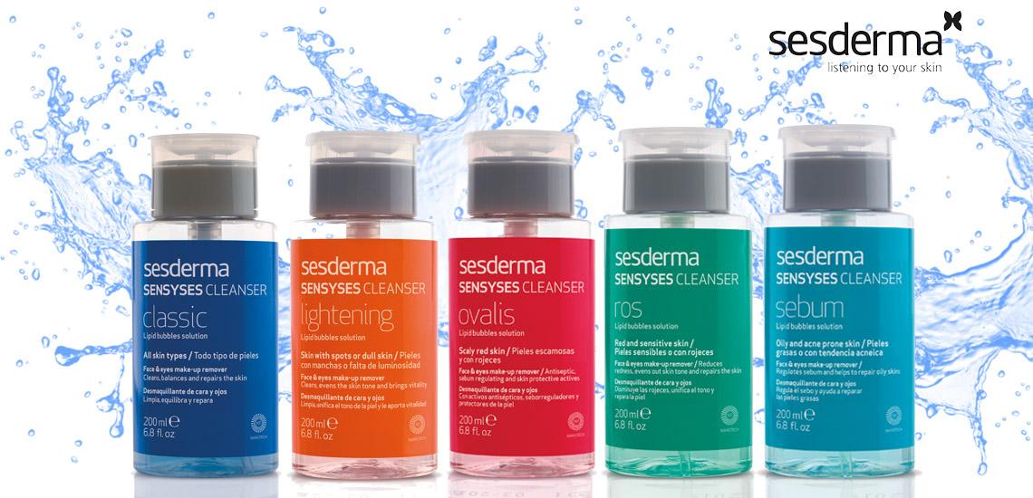 Farmacia Jimenez | Sesderma Sensyses Cleanser ¡Pásate a las burbujas lipídicas!