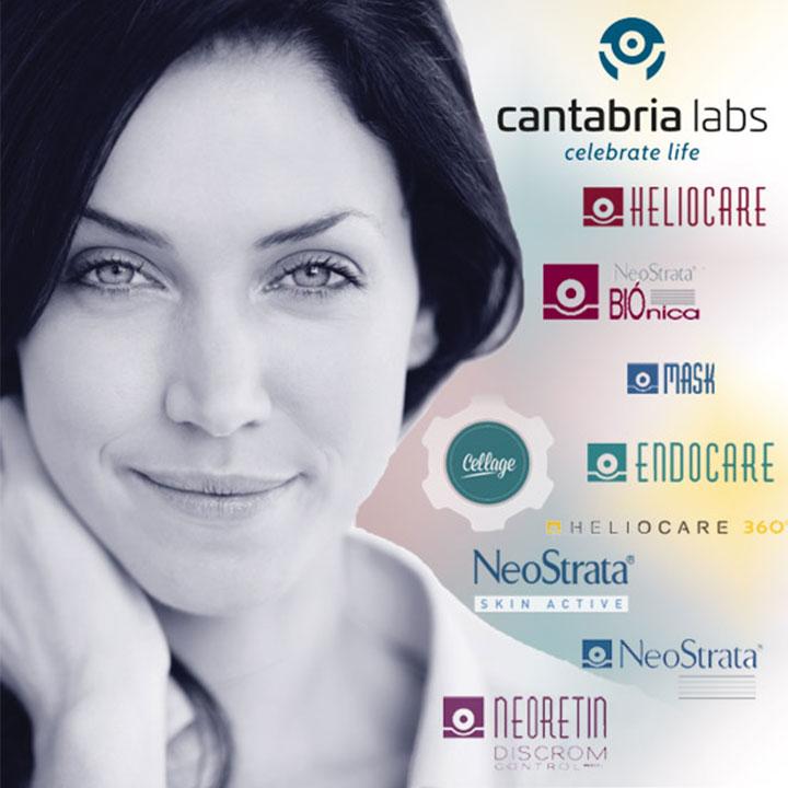 Descubre todos los productos de Cantabria Labs
