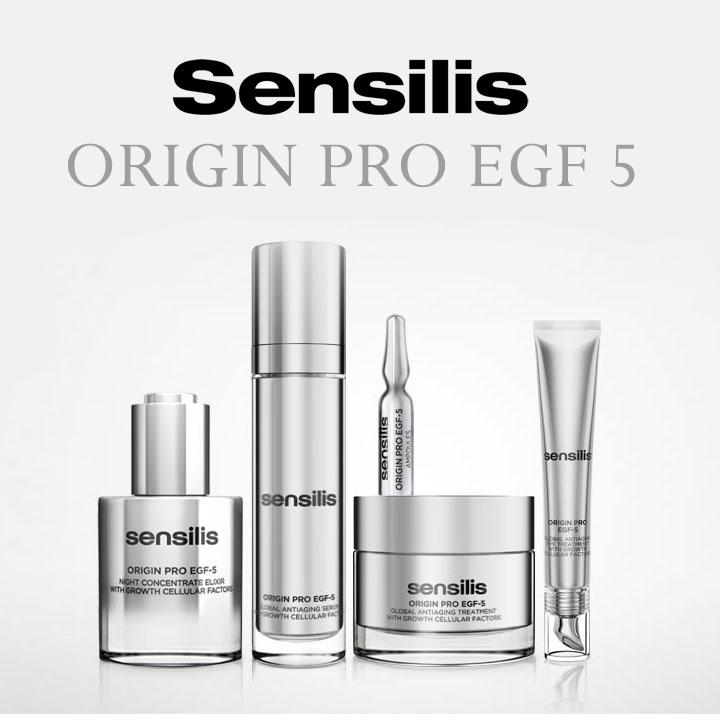SENSILIS ORIGIN PRO, cóctel de activos