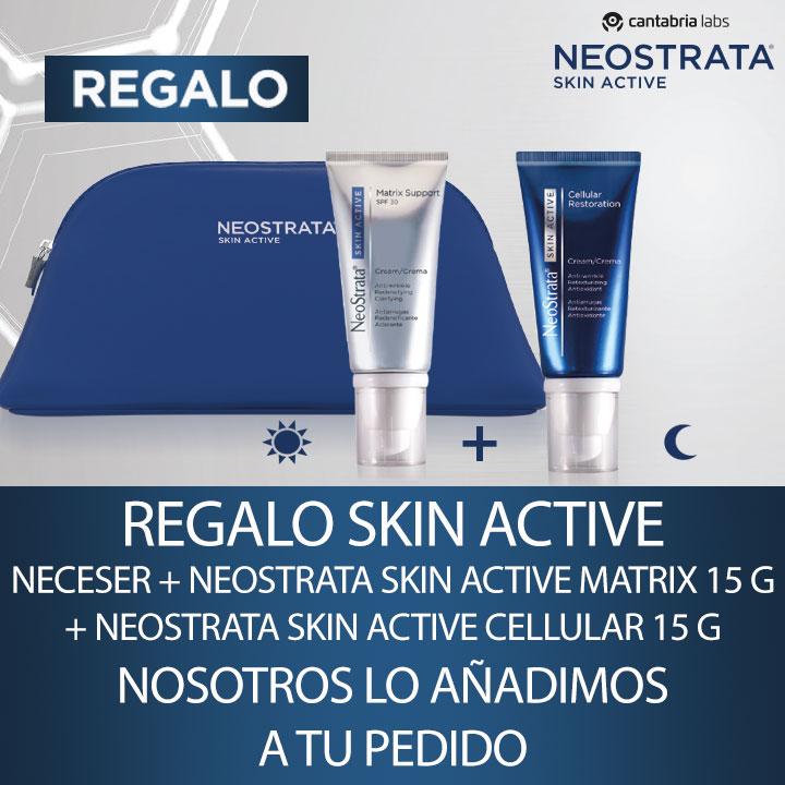 POR CADA UNIDAD COMPRADA DE NEOSTRATA SKIN ACTIVE
