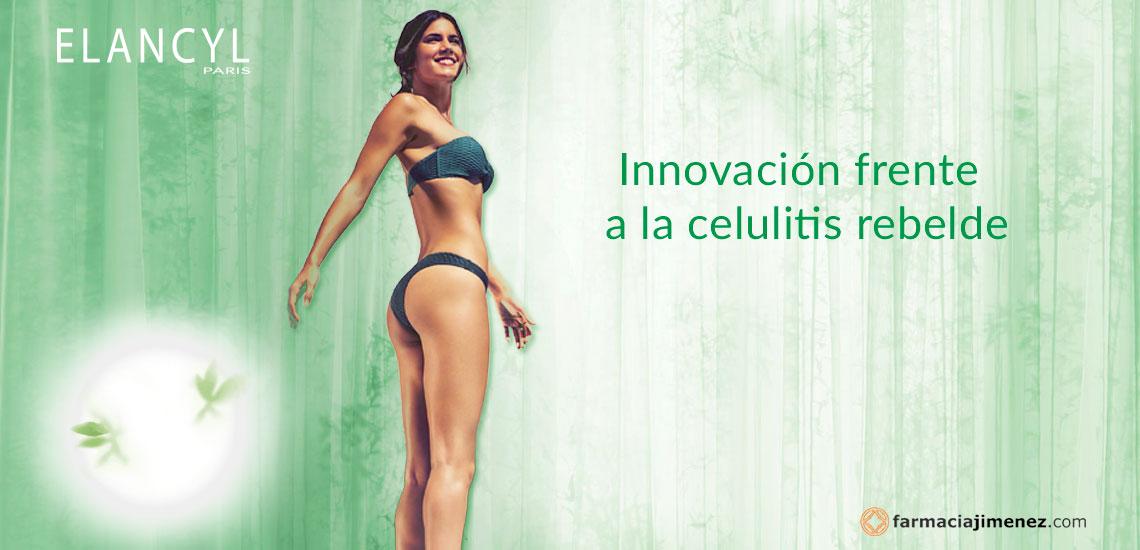 Elancyl Slim Design, celulitis rebelde. | Farmacia Jiménez