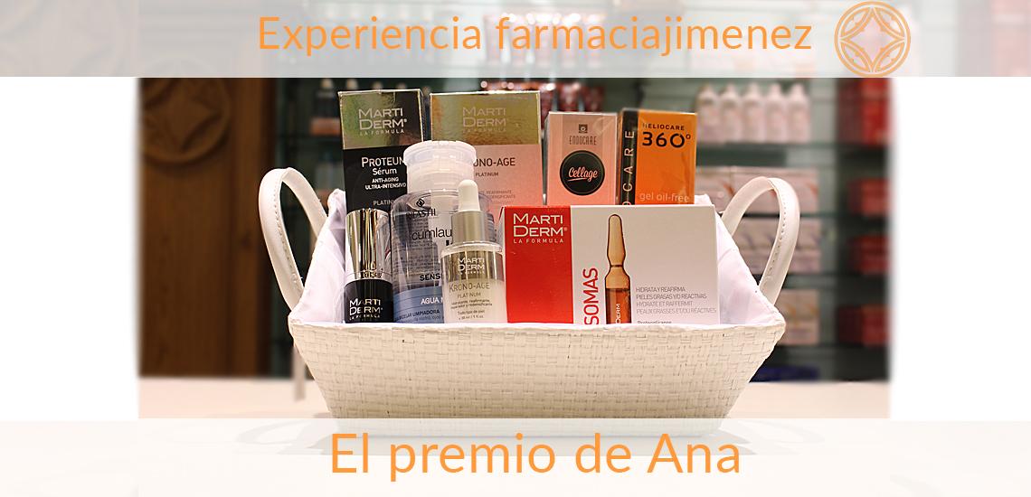 Farmacia Jimenez | Experiencia farmaciajimenez: revisión de tratamiento