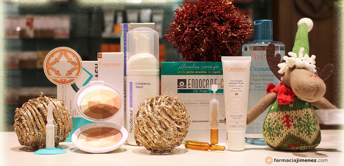 Navidad: los 5 imprescindibles para estar radiante | Farmacia Jiménez