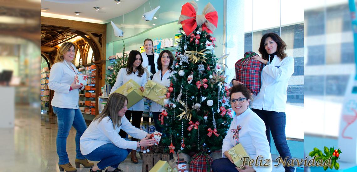 Navidad resuelta, regalo perfecto | Farmacia Jiménez
