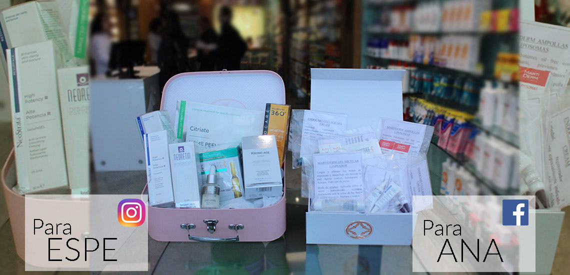 Experiencia farmaciajimenez: el premio a tu medida | Farmacia Jiménez