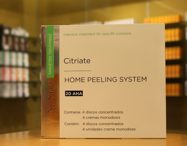citriate peeling
