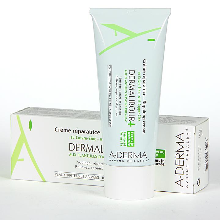 Farmacia Jiménez | A-Derma Dermalibour+ Crema Reparadora 100 ml