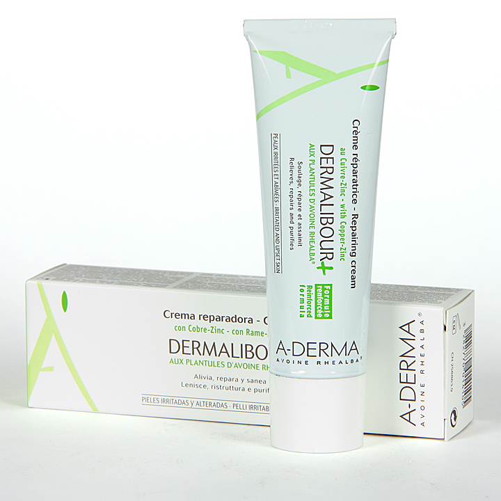 Farmacia Jiménez | A-Derma Dermalibour+ Crema Reparadora 50 ml