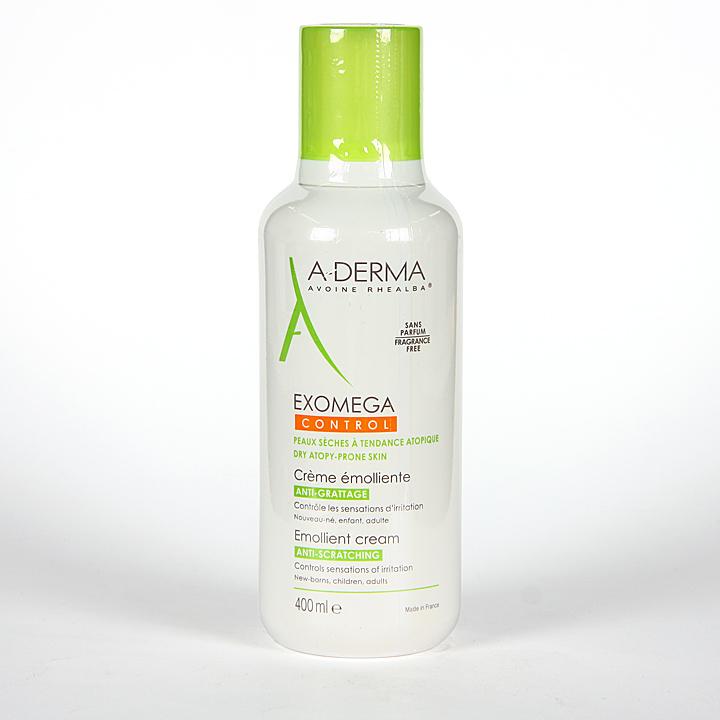 Farmacia Jiménez | A-Derma Exomega Control Crema 400 ml