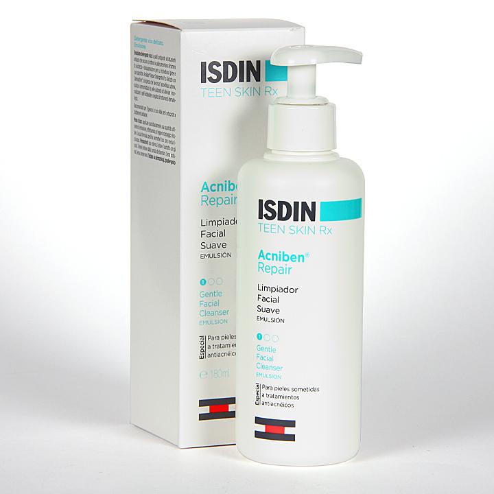 Farmacia Jiménez | Acniben Teen Skin Rx Limpiador Facial Suave 180 ml