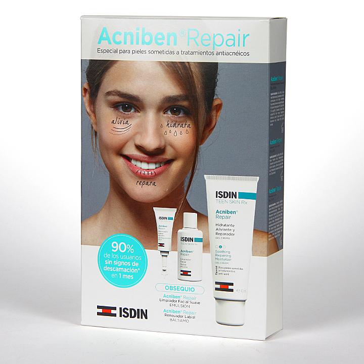 Farmacia Jiménez | Acniben Teen Skin Rx Hidratante y Reparador gel-crema 40 ml
