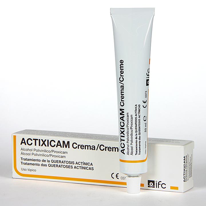 Farmacia Jiménez   Actixicam Crema 50 ml