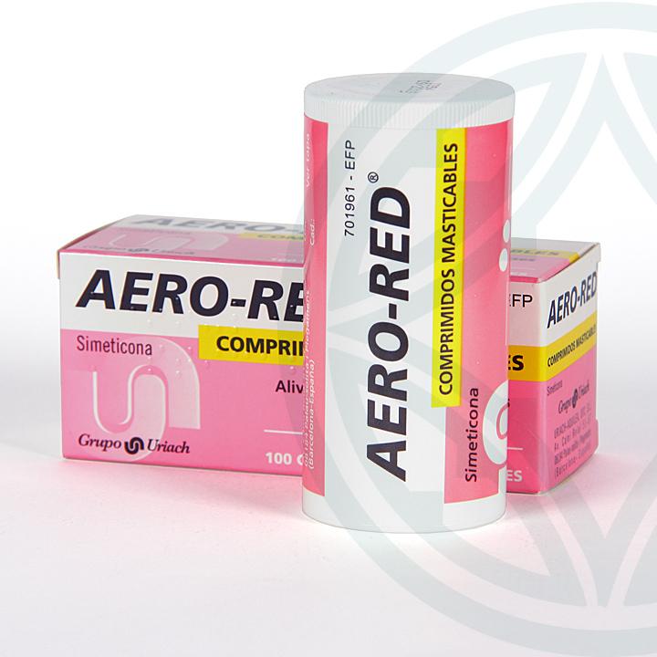 Farmacia Jiménez | Aero-Red 100 comprimidos masticables