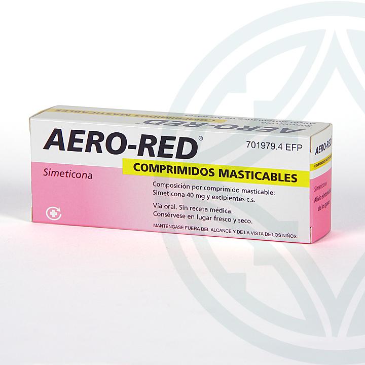 Farmacia Jiménez | Aero-Red 30 comprimidos masticables