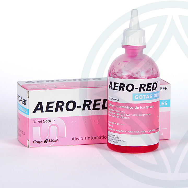 Farmacia Jiménez | Aero-Red gotas orales 100 ml