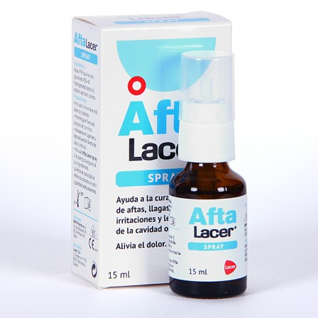 Farmacia Jiménez | Afta Lacer spray 15 ml