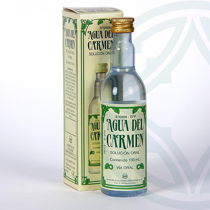 Farmacia Jiménez | Agua del Carmen solución oral 100 ml