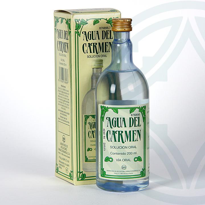 Farmacia Jiménez | Agua del Carmen solución oral 200 ml