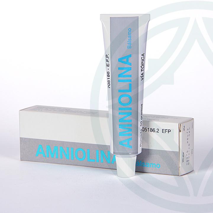 Farmacia Jiménez | Amniolina pomada 50 g