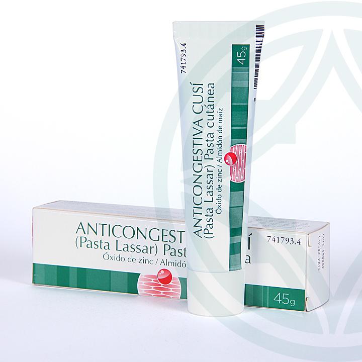 Farmacia Jiménez | Anticongestiva Cusi pomada 45 g