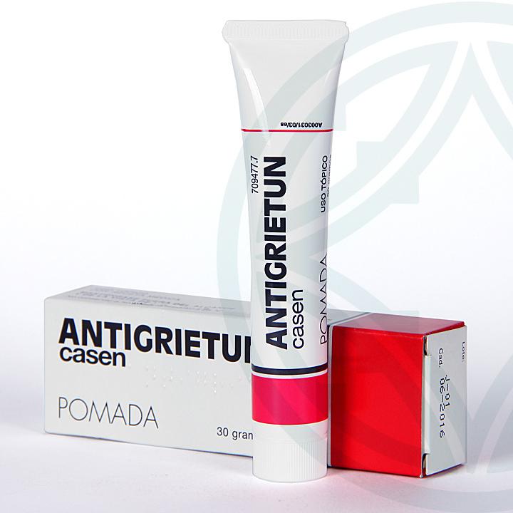 Farmacia Jiménez | Antigrietun pomada 30 g