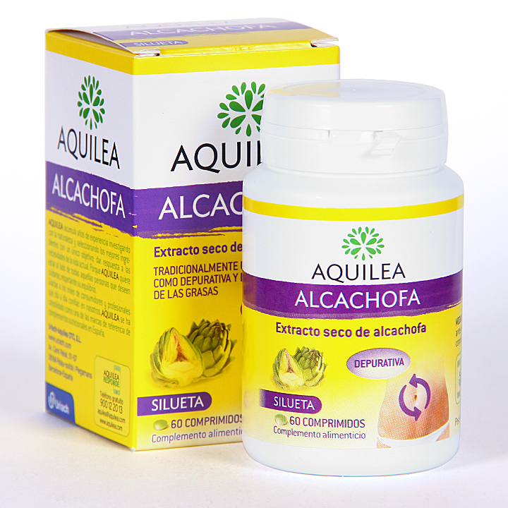 Farmacia Jiménez | Aquilea Alcachofa 60 comprimidos