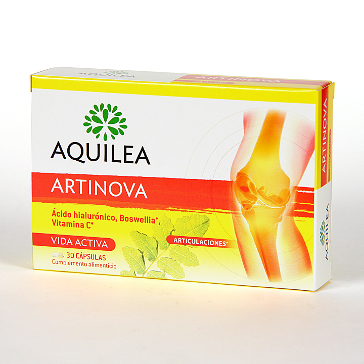 Farmacia Jiménez | Aquilea Artinova 30 cápsulas