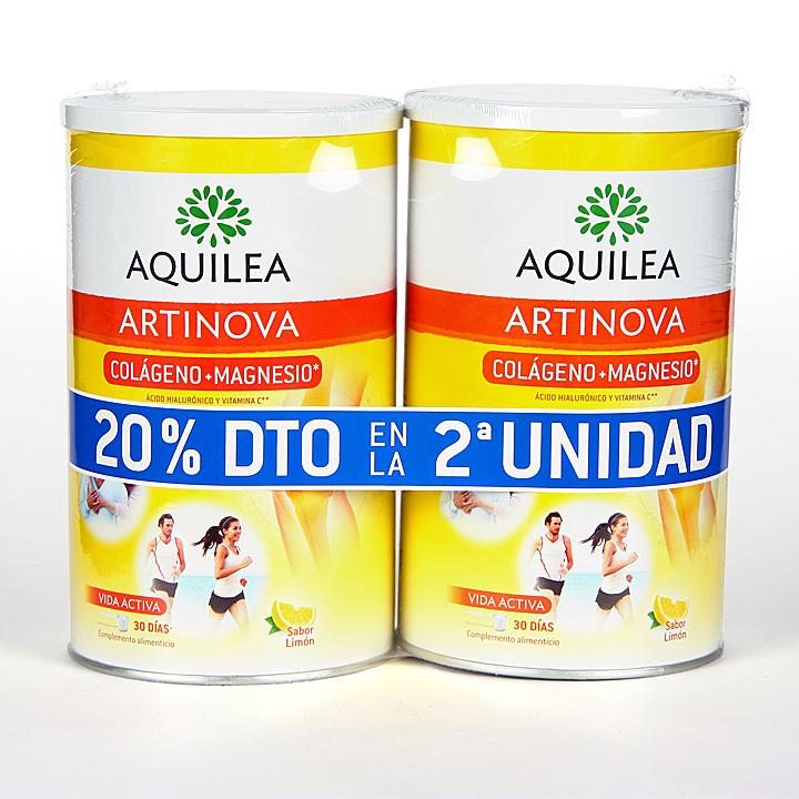 Farmacia Jiménez | Aquilea Artinova Complex + Magnesio polvo Pack Duplo